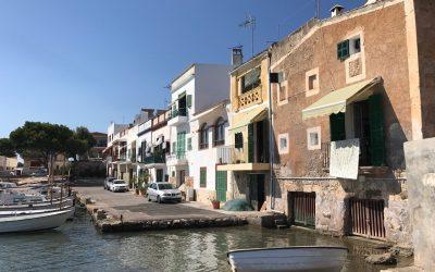 Porto Colom stunning fishermans retreat in Mallorca