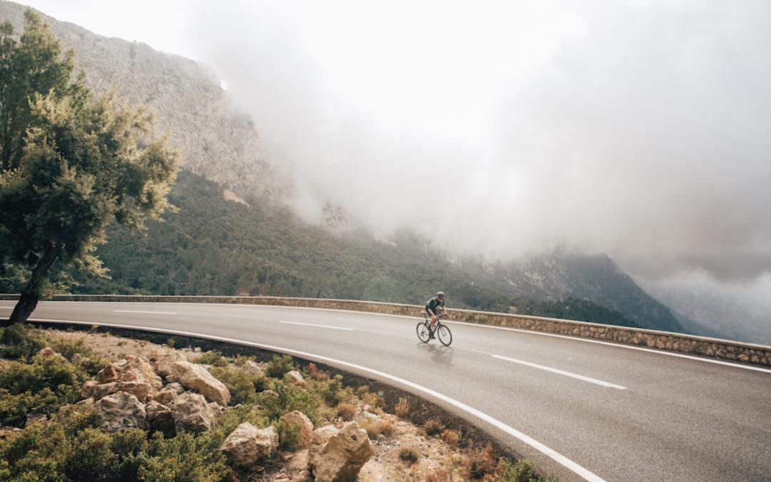 Cycling enthusiast Mallorca