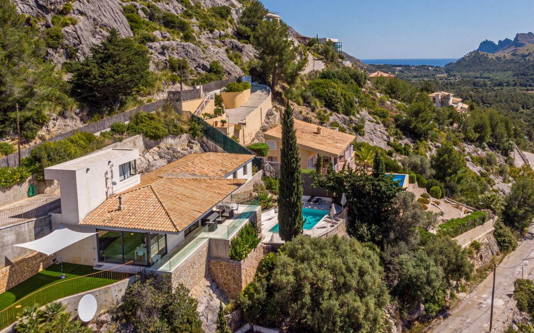 How to Villa in Pollensa, Mallorca