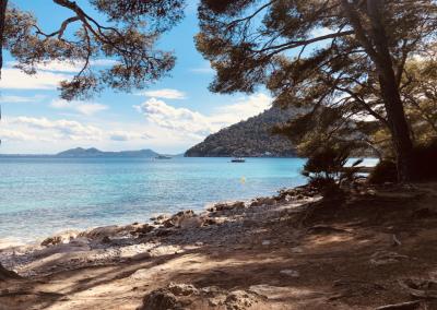 Formentor Beach Walk Mallorca
