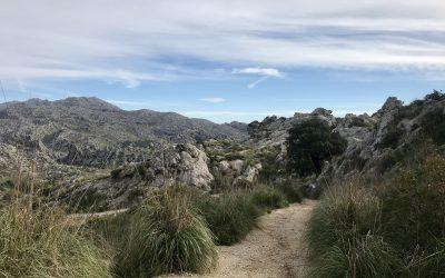 Walking the Tramuntana Mountains