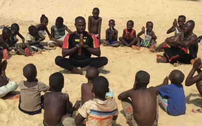 The power of yoga to change lives
